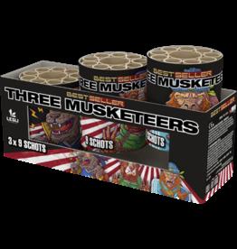 Lesli Vuurwerk Three Musketeers