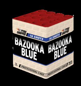 Lesli Vuurwerk Bazooka Blue