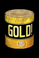 Lesli Vuurwerk Gold! 10 shots