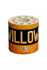 Lesli Vuurwerk Willow! 10 shots