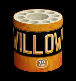 Lesli Vuurwerk Willow!