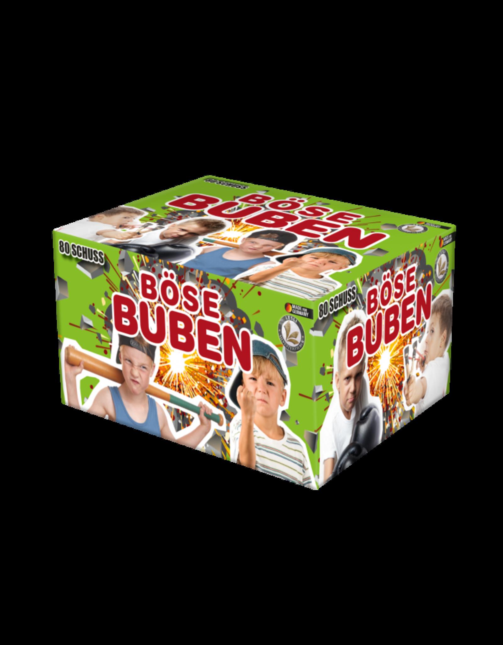 Lesli Vuurwerk Böse Buben 80 shots