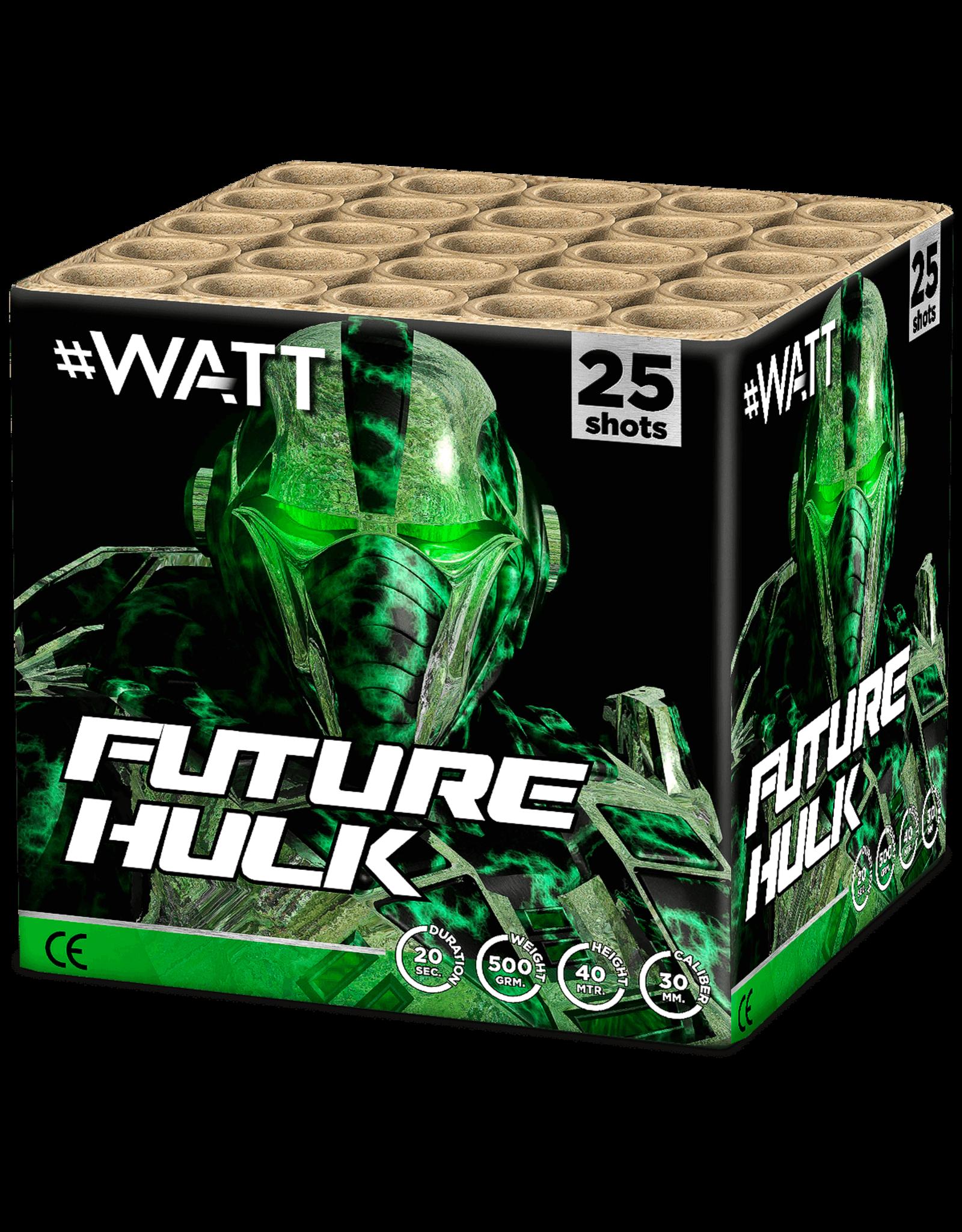 Volt! Future Hulk 25 shots