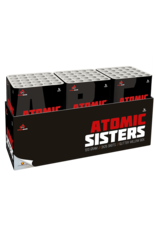 Red Wire Atomic Sisters 75 shots
