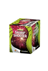 Lesli Vuurwerk Sharpshooter 16 shots