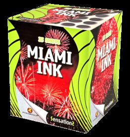 Lesli Vuurwerk Miami Ink 25's