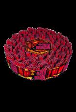 Lesli Vuurwerk Red Dragon 100.000 knaller