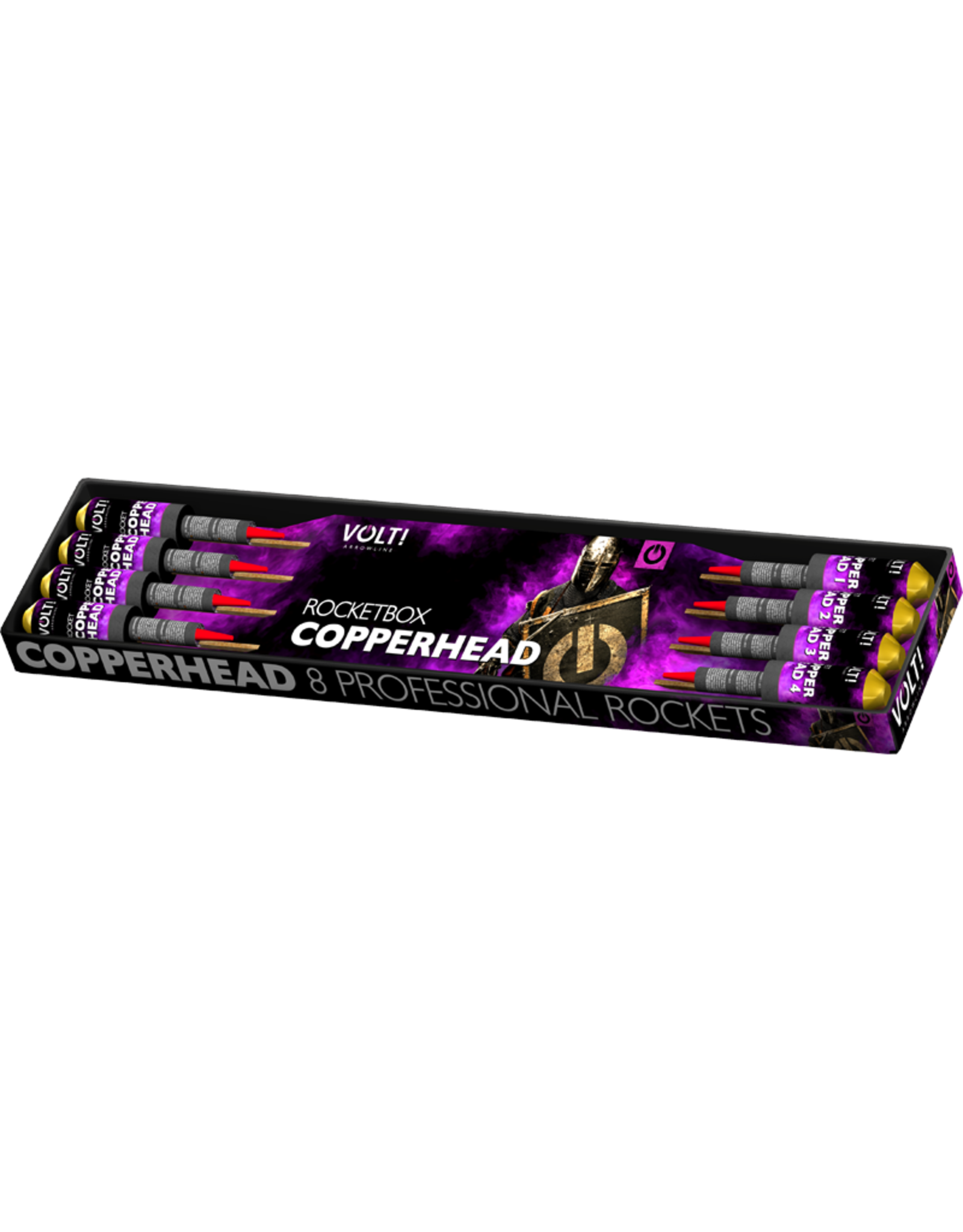 Volt!  Copperhead Rockets