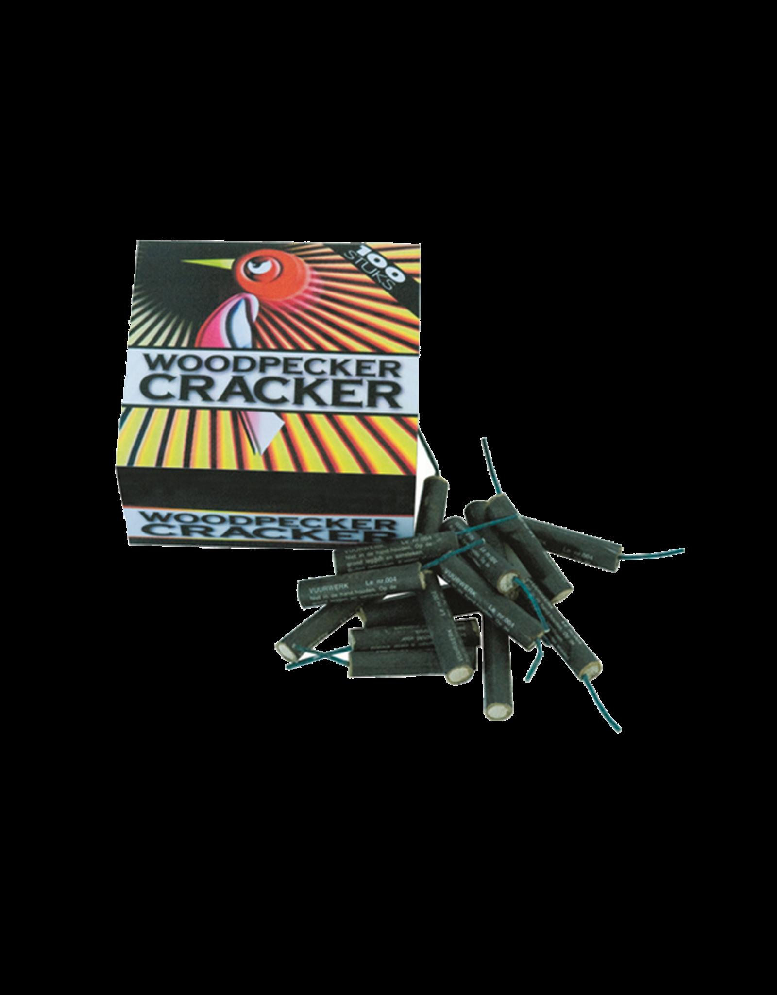 Lesli Vuurwerk  Woodpecker Cracker