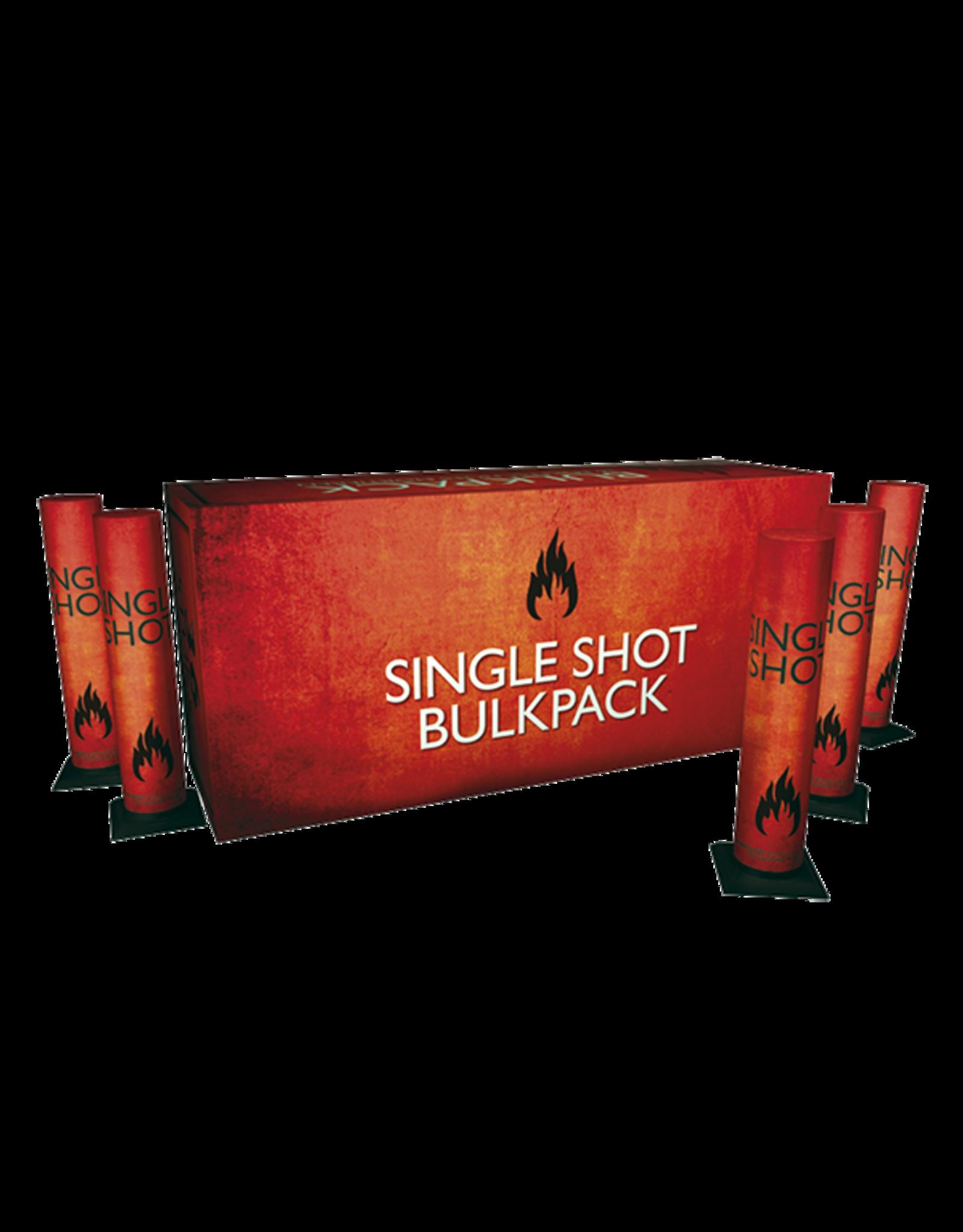 Vuurwerktotaal  Bulkpack Singleshot