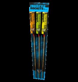 Vuurwerktotaal Freestyle Rockets 3