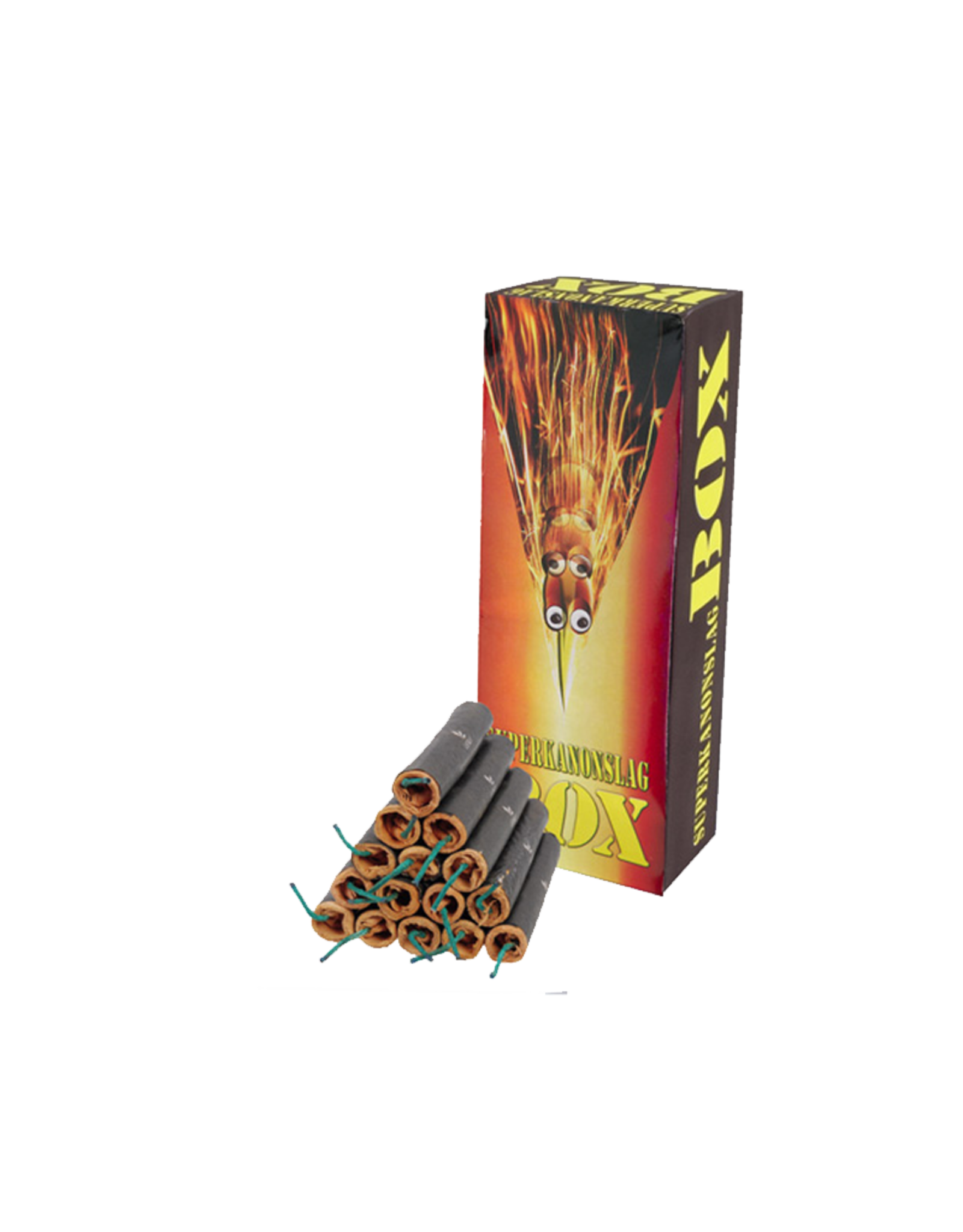 Lesli Vuurwerk  Superkanonslag BOX