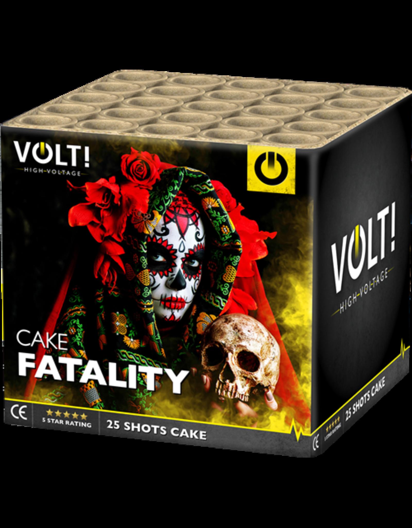 Volt! Fatality 25 shots