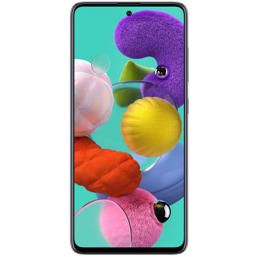 Samsung Samsung Galaxy A51 128 GB Zwart