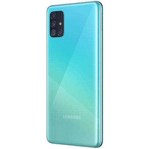 Samsung Samsung Galaxy A51 128 GB Blauw