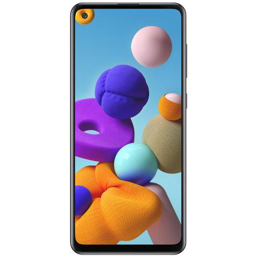 Samsung Samsung Galaxy A21s 32 GB Zwart