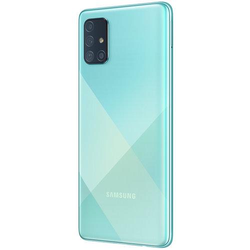 Samsung Samsung Galaxy A71 128 GB Blauw