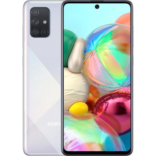 Samsung Samsung Galaxy A71 128 GB Zilver
