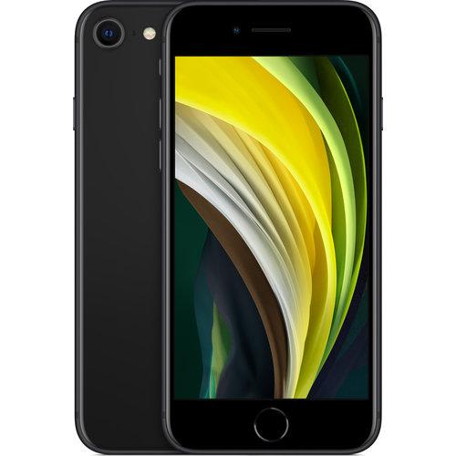 Apple Apple iPhone SE 256 GB Zwart