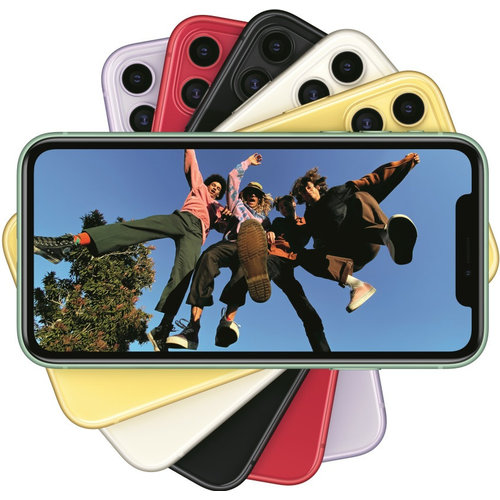Apple Apple iPhone 11 64 GB Groen