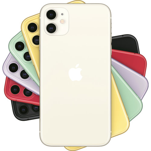 Apple Apple iPhone 11 128 GB Wit