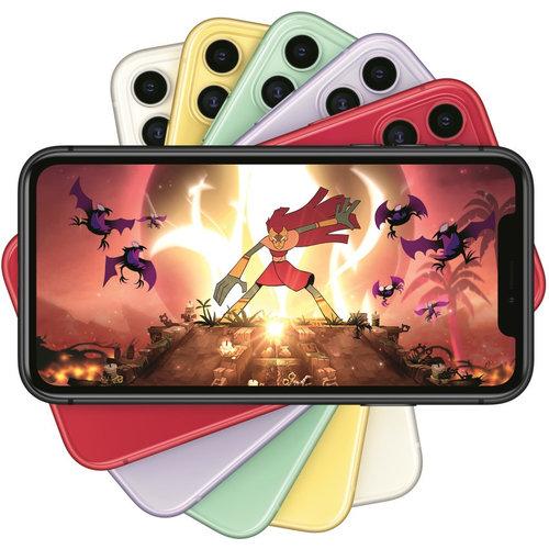 Apple Apple iPhone 11 128 GB Zwart