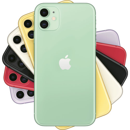 Apple Apple iPhone 11 128 GB Groen