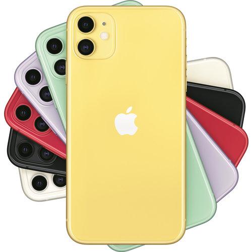 Apple Apple iPhone 11 128 GB Geel