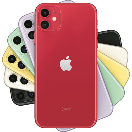 Apple Apple iPhone 11 128 GB Rood