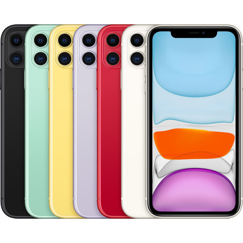 Apple Apple iPhone 11 256 GB Groen