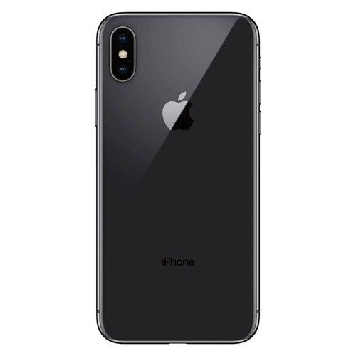 Apple / Forza Refurbished Refurbished Apple iPhone X - 64 GB Zwart