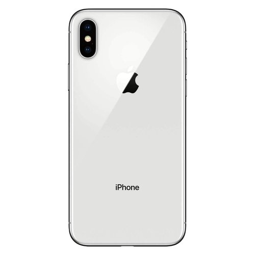 Apple / Forza Refurbished Refurbished Apple iPhone X - 64 GB Zilver
