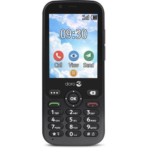 Doro Doro 7010 4G - Zwart