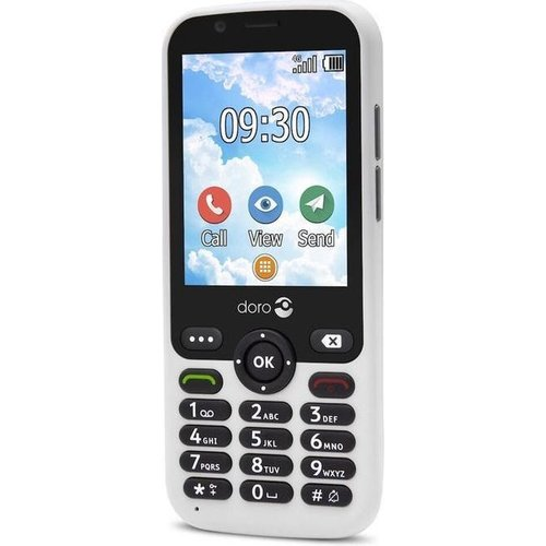 Doro Doro 7010 4G - Wit