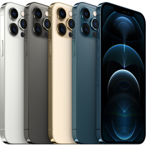 Apple Apple iPhone 12 PRO MAX 256 GB Goud