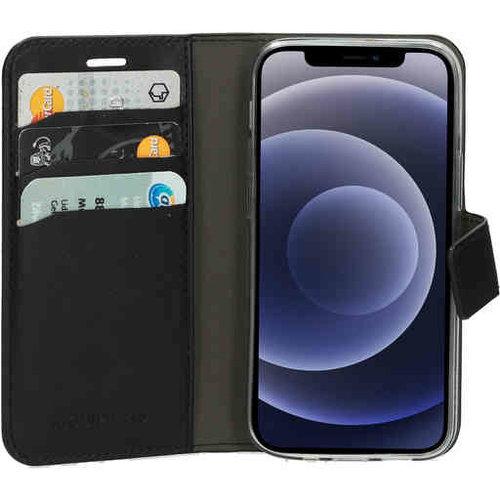 Mobiparts Classic Wallet Case - Apple iPhone 12 mini Black