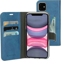 Classic Wallet Case - Apple iPhone 11 Steelblue