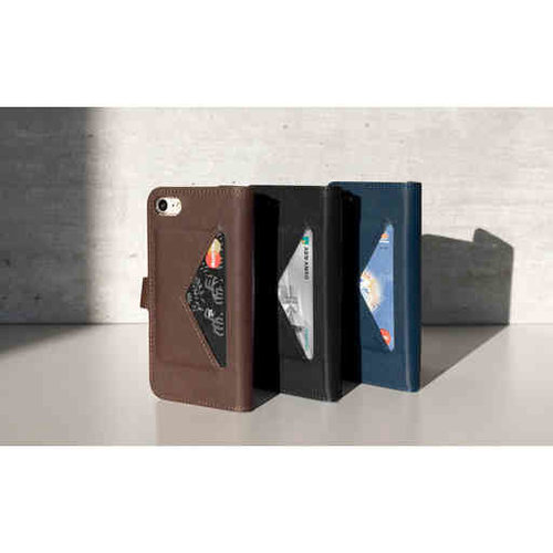 Mobiparts Classic Wallet Case - Apple iPhone 8 Black