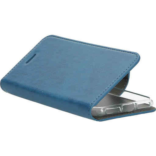 Mobiparts Classic Wallet Case - Apple iPhone 8 Steelblue