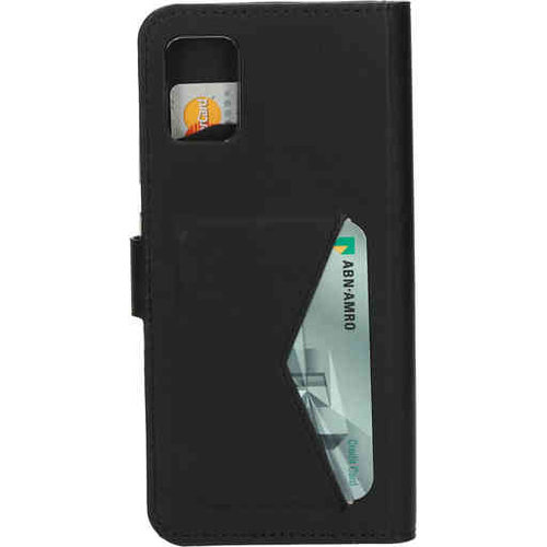 Mobiparts Classic Wallet Case - Samsung Galaxy A51 Black