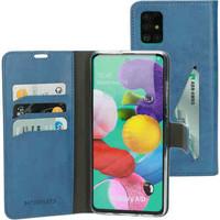 Classic Wallet Case - Samsung Galaxy A51 Steelblue