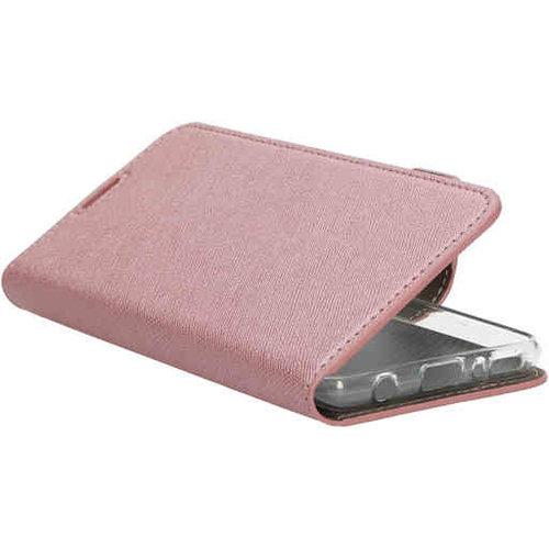 Mobiparts Saffiano Wallet Case - Samsung Galaxy A41 Pink