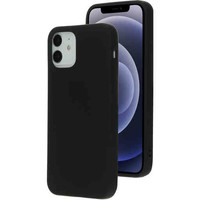 Silicone Cover - Apple iPhone 12/12 Pro Black