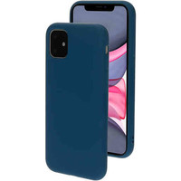 Silicone Cover - Apple iPhone 11 Blueberry Blue