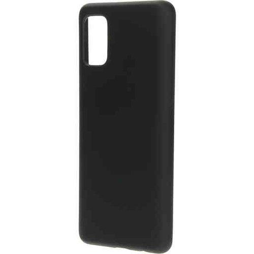 Mobiparts Silicone Cover - Samsung Galaxy A41 Black