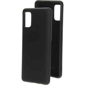 Mobiparts Silicone Cover - Samsung Galaxy A51 Black