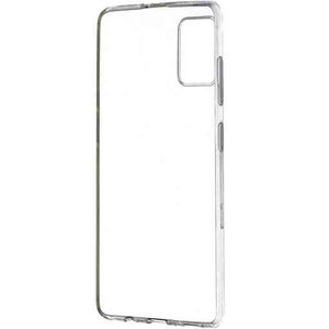 Mobiparts Classic TPU Cover - Samsung Galaxy A41