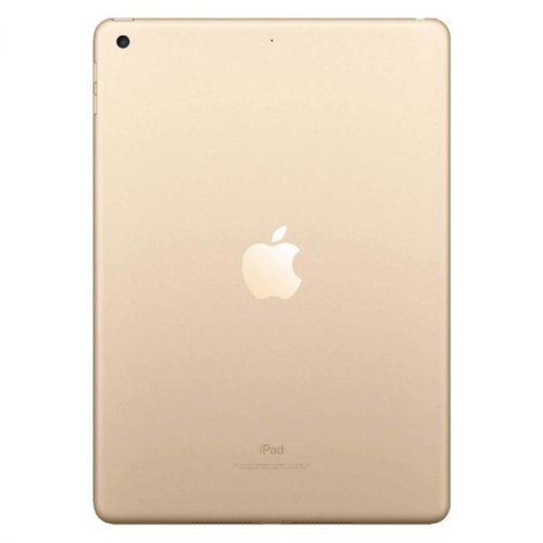 Apple Refurbished Apple iPad 2018 wifi only  128 GB Gold