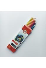 18 Aquarelle Watercolour Pencils