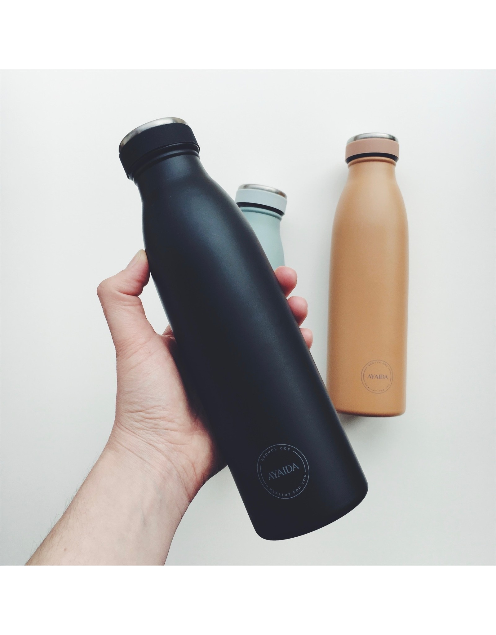 Insulated Reusable Bottle